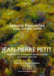 affiche_exposition_Jean_Pierre_Petit_librairie_La_Boite_a_Soleils_Tence